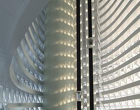 3D asset Torre del Agua