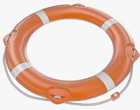 buoy Life Buoy 3D