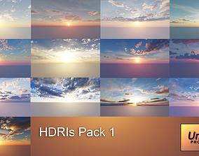 HDRI Skies 12K 3D model