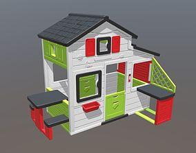 3D model Kids Playhouse family
