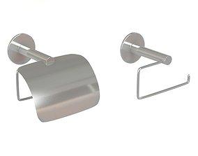 3D model Holder Toilet