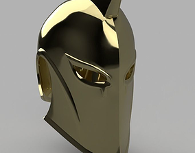 3D print model Dr Fate Helmet Injustice 2