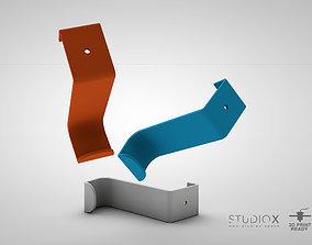 ELEMENTs DOOR HOOK 3D print model