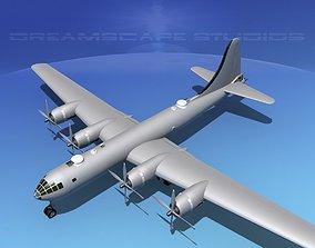 Boeing B-29 Superfortress VBM 3D
