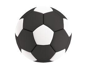 3D model Soccer Ball 02