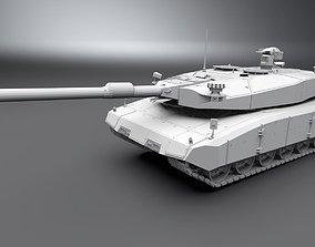 Leopard 2 MBT Revolution Scale model tank