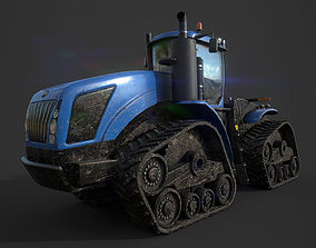 Tractor T9 3D model