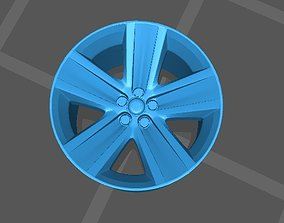 3D printable model VW Polo OEM Rims
