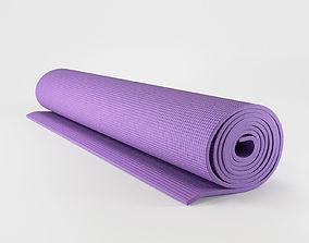 3D Yoga Mat