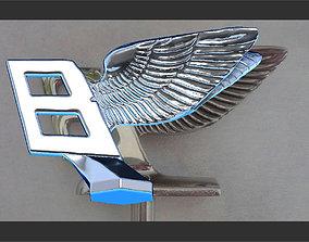 Bentley Hood Ornament 3D print model