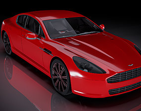 3D tire Aston Martin
