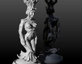 3D print model Chess
