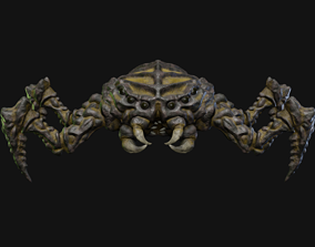 Insectoid monster 3D model