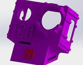 3D print model Turnigy 2K Wedge Case 30deg