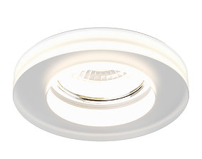 002240 Anello Lightstar Recessed spotlight 3D