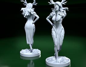3D print model Dryad sculptures