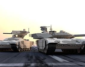 BMP3 Terminator 3D