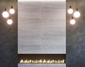 Wall Panel Set 45 3D