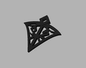 Valhalla Inspired bracer ornaments 3D printable model