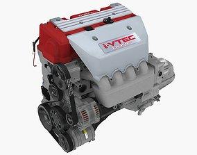 3D model Honda K20A1 engine