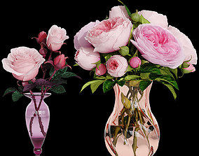 Roses 3D decor