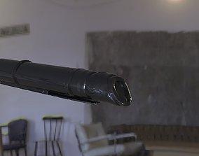 Sniper Rifle Scope 3D gun