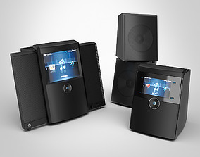 3D Linksys Wireless Home Audio Systems
