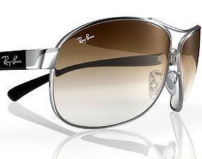 3D Ray-Ban Sunglasses