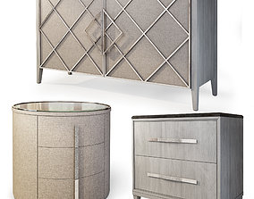 3D Sideboard nightstand by Carson