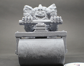3D print model Rock Biter on Cycle inspired by 2