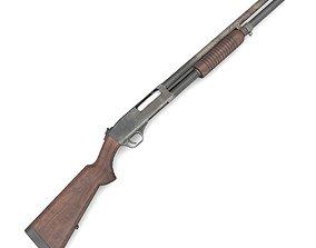 MP-133 Shotgun 3D model