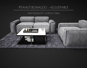 3D modules Sofa Set - The Peanut Bonaldo 09