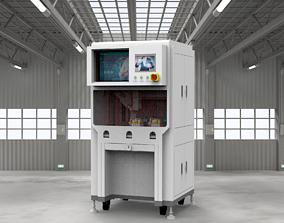 3D Laser engraving machine