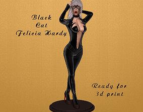 3D print model Felicia Hardy Black Cat 2