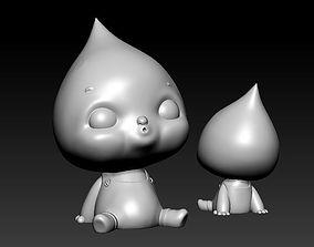 Water Boy 3D printable model