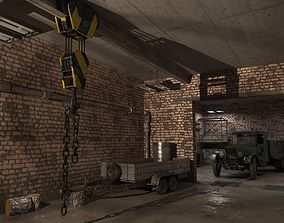 3D parts Garage