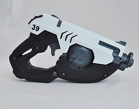 Overwatch Tracer pulse pistol classic model game
