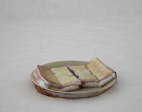 Cheese Sandwiches 3D asset