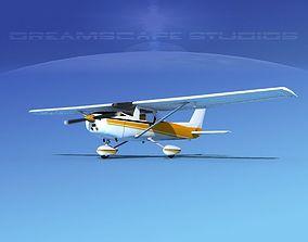 Cessna 150 Commuter V09 3D model