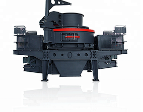 3D model VSI-8618 VERTICAL MILL IMPACT CRUSHER