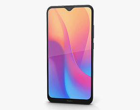 3D Xiaomi Redmi 8a Midnight Black
