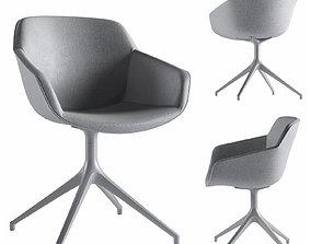 Dining chair Vienna BoConcept 3D model
