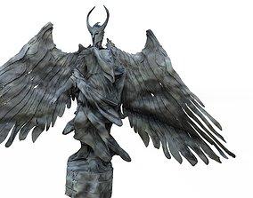 Angel Arakiel 3D model