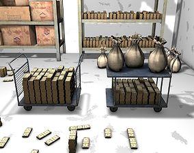 3D asset Bank Cash