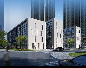 School Building 009 3D model