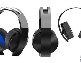 PlayStation Platinum Headset - Element 3D