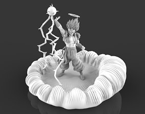 3D printable model picolo Gogeta