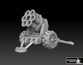 Tsar Mortar 3D printable model