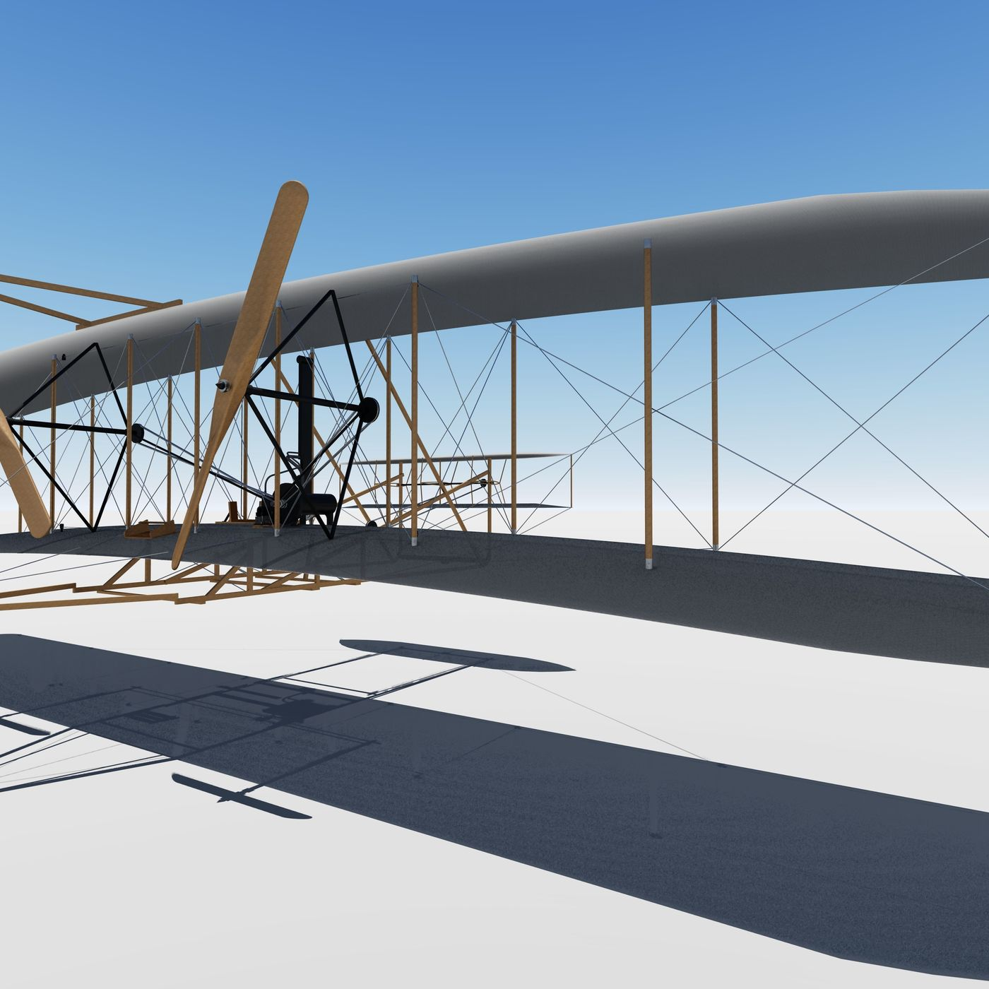 The Wright Flyer