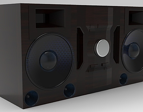 Speaker 10 3D print model